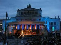 Classic Open Air Concert at Gendarmenmarkt
