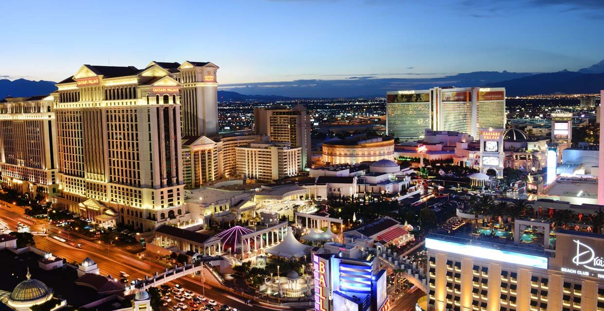 Las Vegas Nevada Business Travel Destinations
