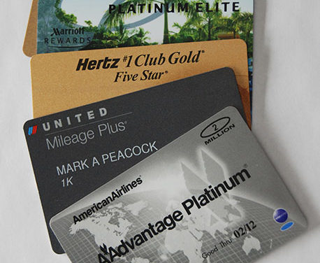 Airline Frequent Flyer Miles and Hotel Travel Rewards Strategies