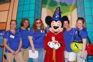 Walt Disney World scavenger hunt shakes up the format of meetings