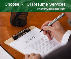 RHCI Resume Services by Event Jobs Board