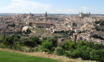 One Day in Toledo, Spain