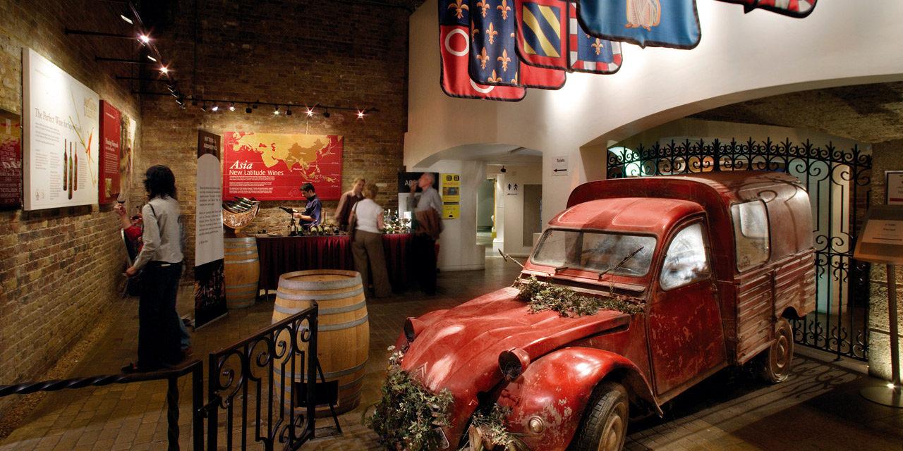 Find a Wine Tasting: Visit Vinopolis in London (Review)