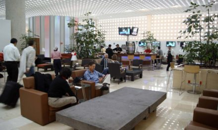 Use the Business Lounge: AeroMexico International in Mexico City (Review)
