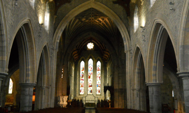 A Visit to St. Canice in Kilkenny