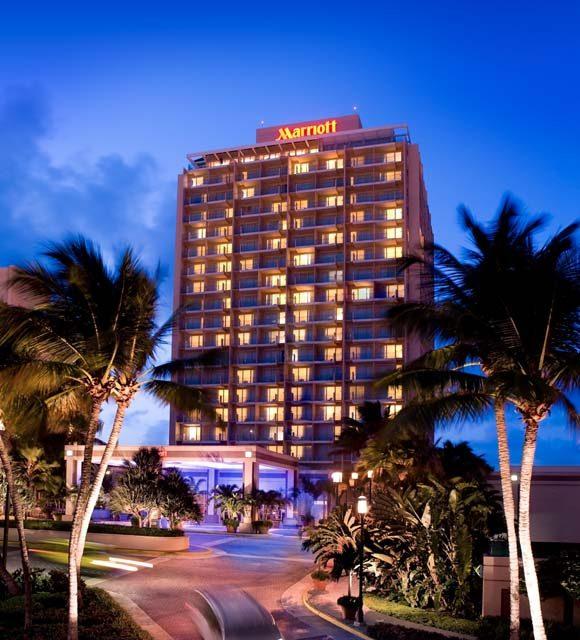 San Juan Marriott Resort & Stellaris Casino Review