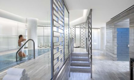 Spa at Mandarin Oriental Las Vegas Review