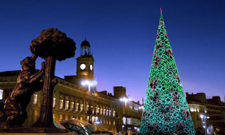 Christmas in Madrid