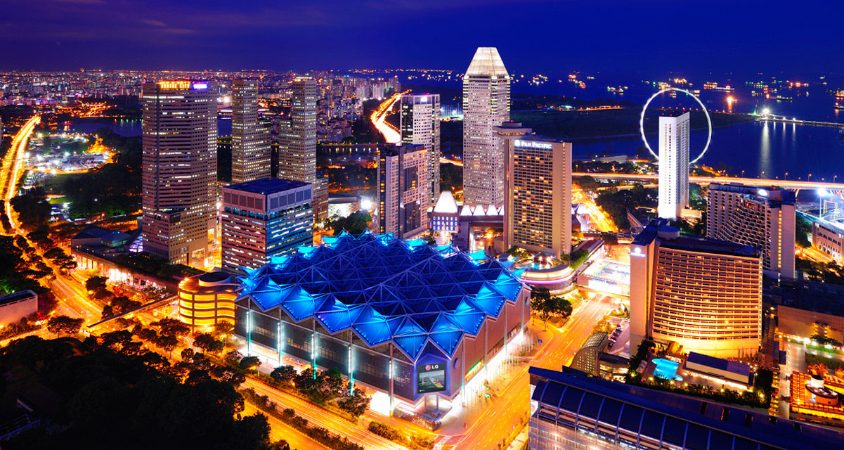 Singapore Meetings and Events for 2013