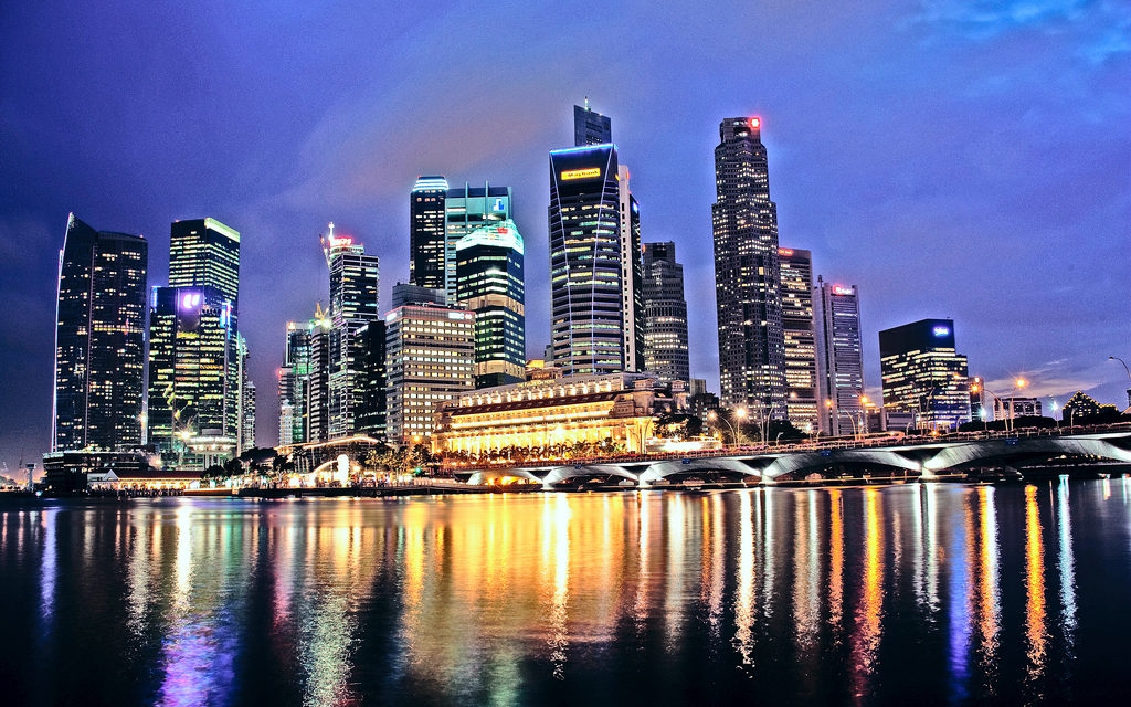 Singapore shines as a top business destination