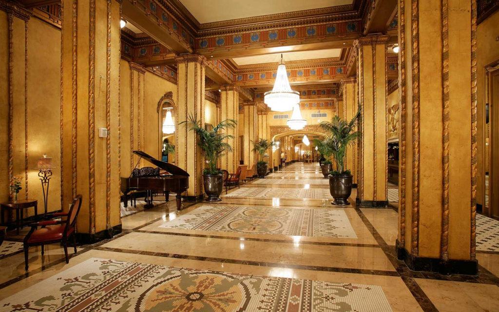 The Roosevelt Hotel New Orleans Review   Business Travel ...