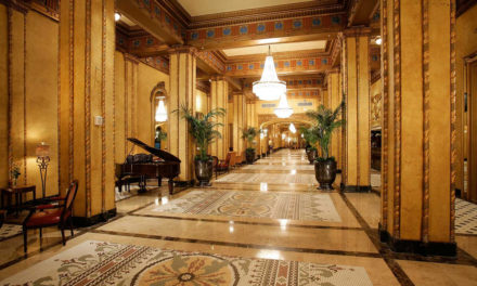 The Roosevelt Hotel New Orleans Review