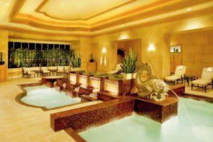 Spa Mandalay Wet Area, Courtesy of MGM Resorts