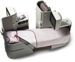 New Business Plus seating on Iberia (courtesy image)