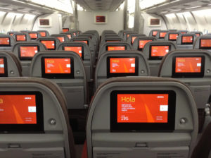 Iberia Airlines - Courtesy image