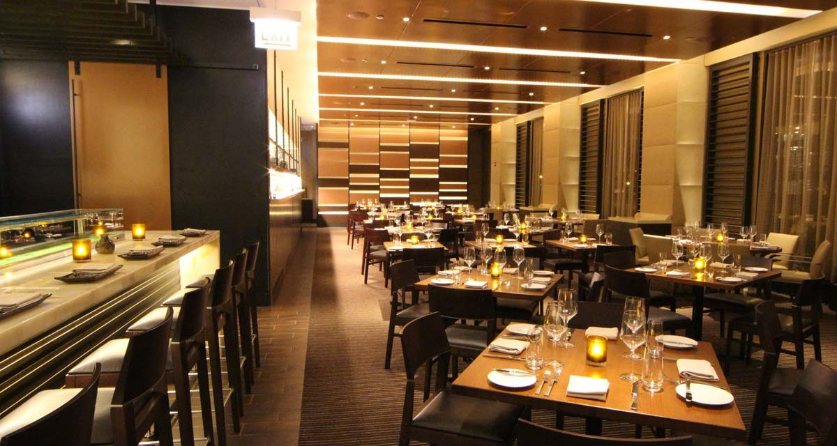 Stetsons Modern Steak + Sushi Chicago Review