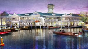 Disney Springs rendering courtesy of Disney Meetings