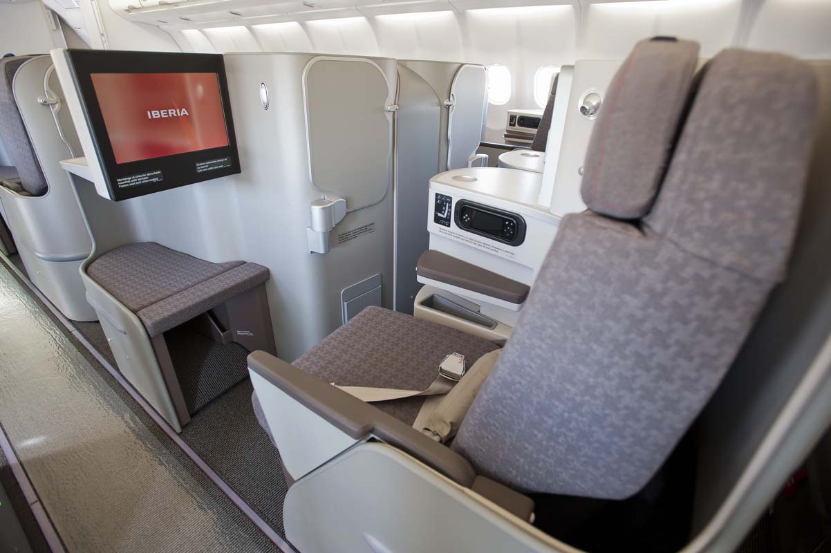 Iberia Airlines For International Business Cl Review