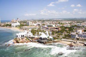 Zona Dorada - Golden Zone, Mazatlan, Mexico. Courtesy of GoMazatlan.com.