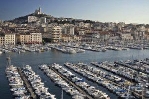 Marseille Vieux Port, Courtesy of Marseille Congres Convention Bureau
