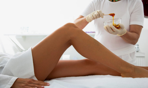 Waxing: Upper Lip, Legs, Arms and Bikini — Including the Brazilian (Review)