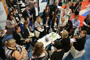 Senior planners learned the importance of creating their own personal brand during a workshop at IMEX America 2014. Courtesy image