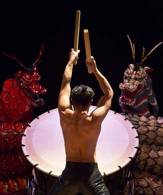 Kodo One Earth Tour: Mystery, USA and Canada