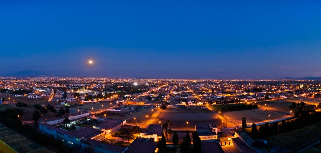 The magical colonial city of Puebla. Photo courtesy of Puebla, Mexico