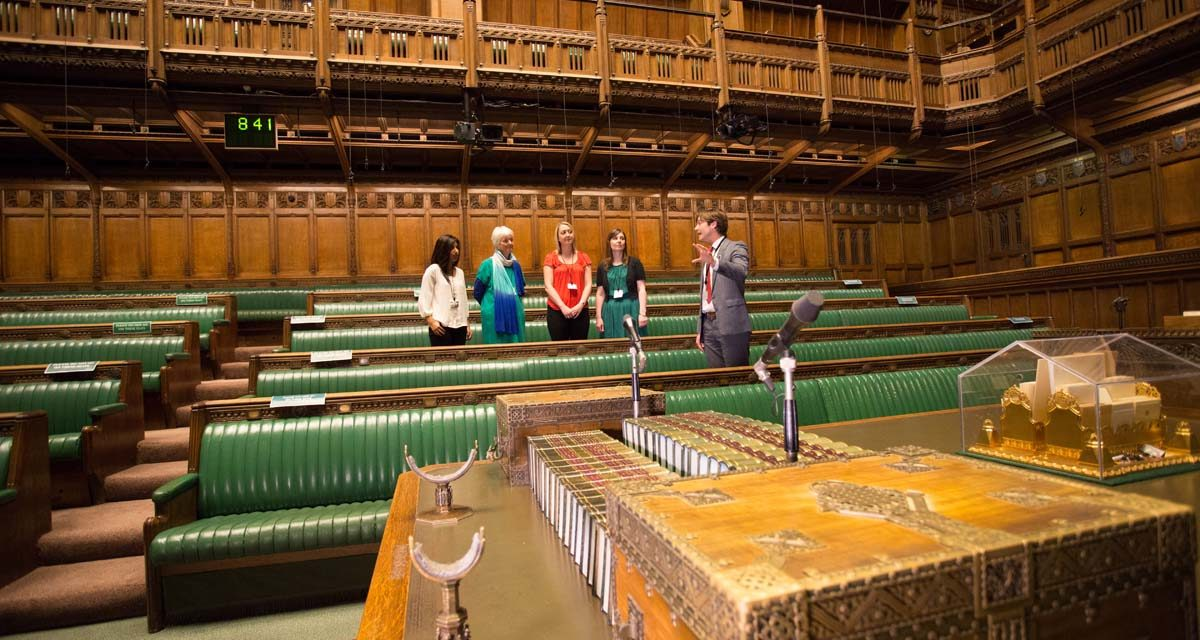 Houses of Parliament Public Tours and Private Events Review