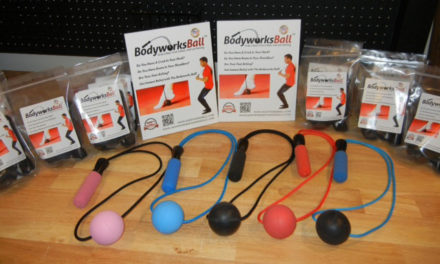 BodyworksBall for Business Travelers Review