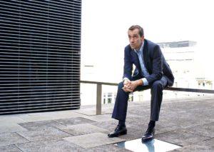 J. Javier Lacunza, Director, Baluarte, Paacio de Congresos y Auditorio de Navarra in Pamplona, Spain. Courtesy image