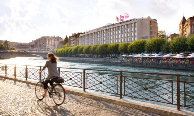 Mandarin Oriental Geneva Hotel Review