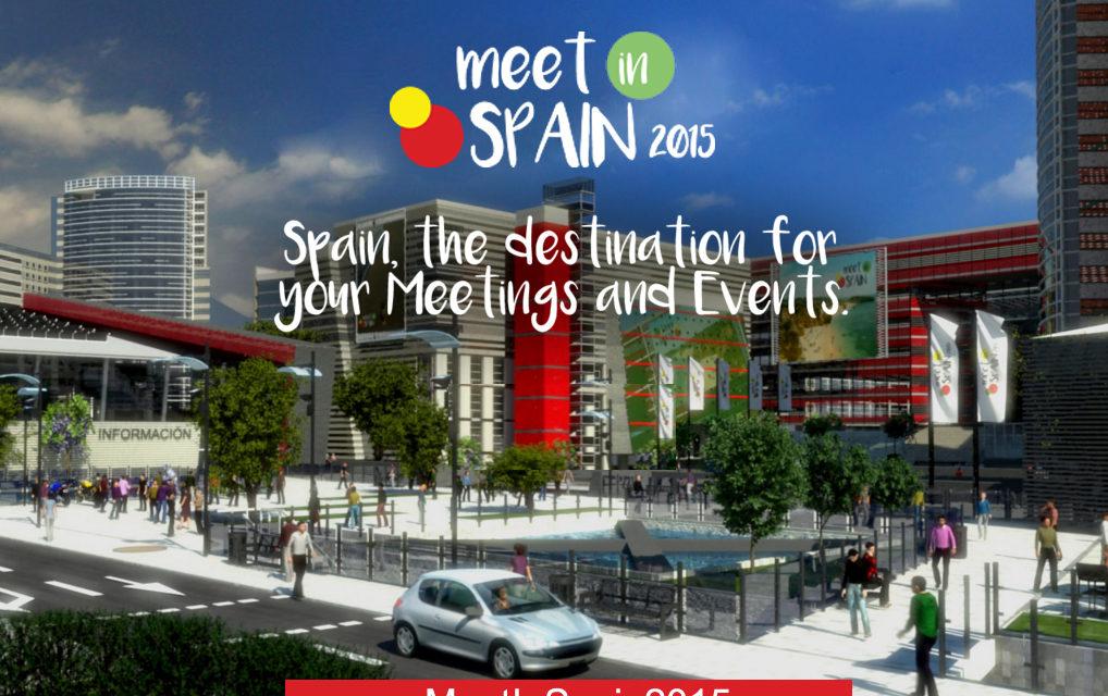 Meet In Spain Virtual Fair: December 1-3, 2015