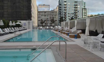 Downtown LA Level Furnished Living Review