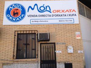 MonOrxata Factory Outside Valencia, Spain
