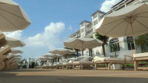 Gran Hotel Miramar Resort and Spa in Malaga Pool and Terrace