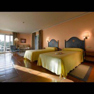 Parador of Malaga Guest Room