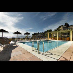 Parador of Malaga Outdoor Swimming Pool
