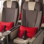 Iberia Airlines Premium Economy Two-Seat Configuration