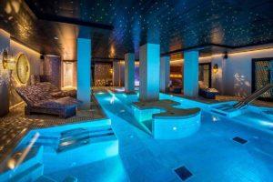 Gran Hotel Miramar Botanical Spa Hydrotherapy Circuits