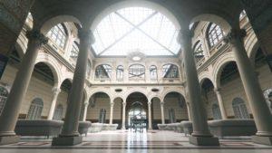 Gran Hotel Miramar Resort and Spa in Malaga Lobby Atrium