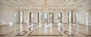 Gran Hotel Miramar Resort in Malaga Meeting Room