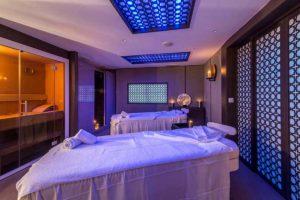 Gran Hotel Miramar Spa Couples Treatment Room