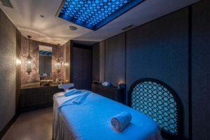 Gran Hotel Miramar Spa Treatment Room