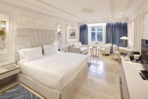 Gran Hotel Miramar in Malaga Deluxe Deluxe Boulevard Palace Garden Guest Room