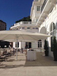 Gran Hotel Miramar in Malaga Terrace