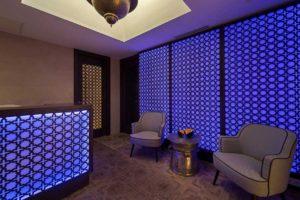 Gran Hotel Miramar Botanical Spa Reception Area