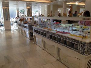 Gran Hotel Miramar Breakfast Buffet