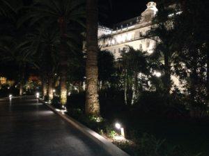Gran Hotel Miramar Drive and Gardens