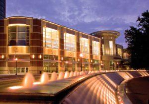 Lexington Convention Center Exterior